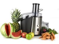 NEW Andrew James QF-0614YB Power Juicer - BNIB