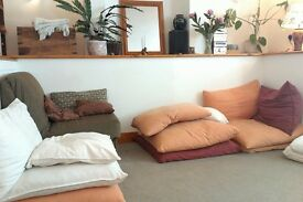 Lovely Therapy Rooms, Highgate North London, from £10 per hour group and individual rooms