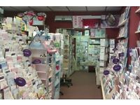 Greeting Card shop for sale