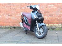 Honda PS **ONE YEAR MOT | ONE OWNER** PSI PES 125 Not Dylan PCX Sh Mode S-Wing lead Vity Cygnus