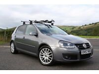 VW Golf GT TDI SPORT 2.0 130 GREY, 2007