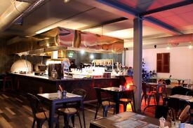 Prep chef required for The Fat Greek Taverna in Worthing.
