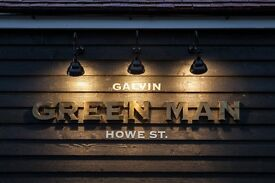 Restaurant Supervisor - Galvin Green Man Howes Street