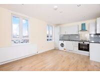 superb and newly refurbished three bedroom flat to rent in Southfields.