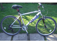 RALEIGH MUSTANG ALUMINIUM MTB ONE OF MANY QUALITY BICYCLES FOR SALE