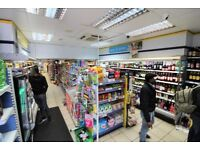Running Franchise Grocery Store on main Barking Road, Plaistow --Viewing STRICTLY by appointment