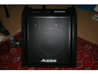 Alesis Transactive 400 Drum monitor, near perfect condiditon