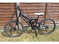 Muddy Fox Neptune bike 24""
