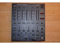 Pioneer djm500 professional dj mixer recently serviced