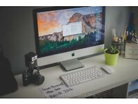 "Apple iMac 21"" (Late 2013) 2.7GHz Inter Core i5"