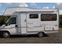 Compass Avantgarde 400 Motor Home
