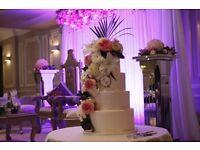 Asian Wedding/ Engagement Cakes * London & Essex based Professional Cake Decorators