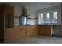 Beech kitchen in Cardiff - complete (except for Oven) - in really good condition