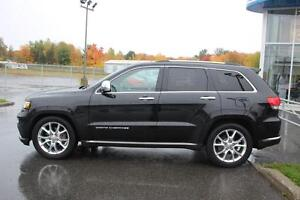 2014 Jeep Grand Cherokee SUMMIT*AWD*CUIR*TOIT PANO*GPS*CAMÉRA RE