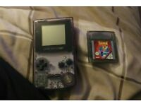 Gameboy Colour with game Gameboy Colour battery cover missing all works fine £30
