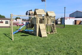 EXCELLENT LARGE CLIMBING FRAME