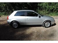 FOR SPARES OR REPAIRS 2004 GOLF FSI 1600