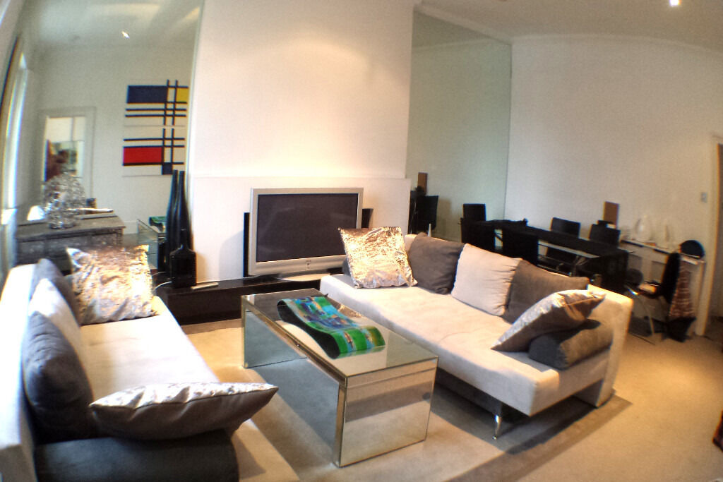 1 min walk Hyde Park/4 min Marble Arch Luxury 1 Bedroom Flat - Zone 1