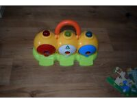Early Learning Emergency play cars