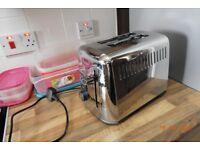 Breville 2-Slice Toaster Chrome