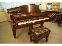 Bosendorfer concert grand piano - Fully rebuilt
