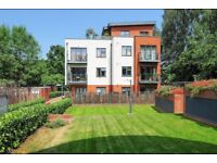 Spacious 2 bed 2 bath high-spec flat in North London by Woodside Park station - no agency fees