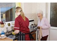 Nationwide Carers to visit the elderly in their own home