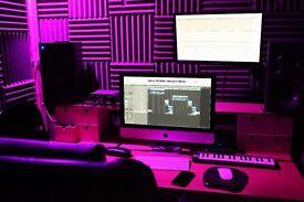 Recording Studio share in E1/ Studio time