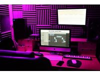 Recording Studio share in E1/ Studio time