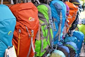 Part Time Sales Assistant - Tiso Edinburgh Outdoor Experience store
