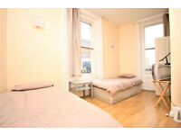 ROOM ONLY - Double bedroom in Greenwich with en suite. Rent includes bills.