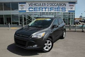 2015 Ford Escape ECOBOOST+CUIR+CAMERA DE RECUL