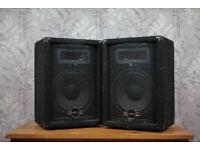 PA System 2x Speaker Phonic SE 710 II + Mixer Phonic Power POD 615