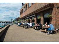 Head Chef Wanted for Busy Riverside Bar & Kitchen