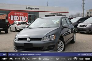 2016 Volkswagen Golf Alloys, heated seats, back up camera and mo