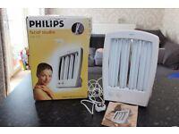 Philips Facial Studio Tanning Lamp Tan Tanner Sun Lamp