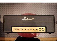 Marshall JTM45 2245 RI classic guitar amp head - PPIMV master volume & other upgrades!