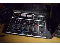 Vintage Maplin Audio Mixer
