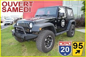 2014 Jeep Wrangler Sport * CLIMATISATION * HITCH * MAGS *