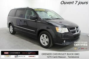 2016 Dodge GRAND CARAVAN CREW AIR CLIM 7 PASSAGERS STOW N GO*