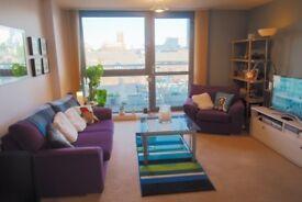 1 Bedroom Flat to rent Centenary Plaza-NO FEES
