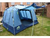 Khyam Chatsworth 4 Berth Tent