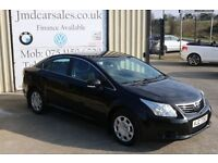 LATE 2010 TOYOTA 2.0 T2 D-4D 125BHP SALOON !!! LOW MILEAGE !!! (FINANCE & WARRANTY AVAILABLE)