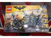 LEGO Batman Movie The Ultimate Batmobile 2017 (70917) new and sealed