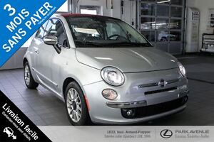 2012 Fiat 500C Lounge **Convertible**