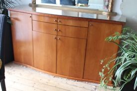 """Sideboard by Danish Furniture Company """"SKOVB"""" In lovely Cherry Wood"""