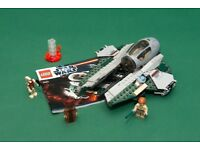 Lego Star Wars Anakin's Jedi Interceptor ref - 9494