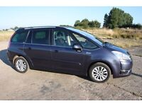 CITROEN C4 GRAND PICASSO 2.0 HDi 16v EXCLUSIVE EGS 5dr