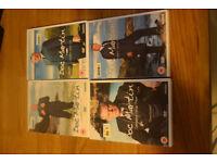 Doc Martin - Series 1 to 4 on DVD