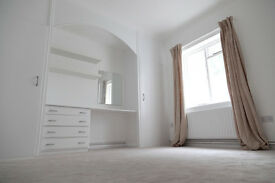 Spacious, light, warm 1 BD flat with patio garden in a victorian terrace.